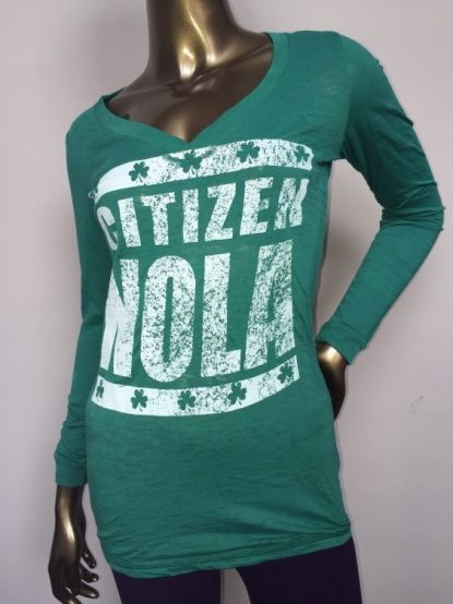 CITIZEN NOLA SHAMROCKS